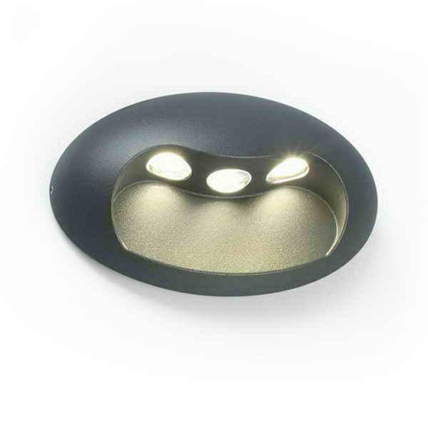 Светильник внешний LUTEC Eyes 5186002118 (1860L gr)