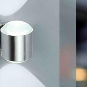 Светильник внешний LUTEC Crystal 5521201001 (ST5212-3K)