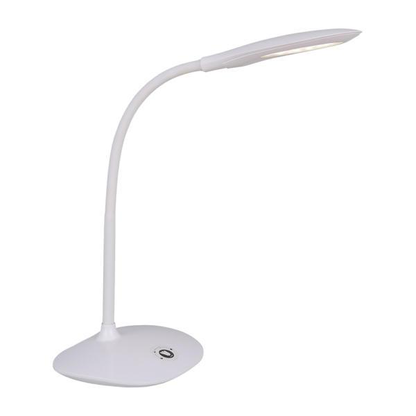 Лампа настольная светодиодная DSL049, белая
