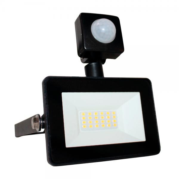 Прожектор светодиодный SPG 10 PIR, Slim