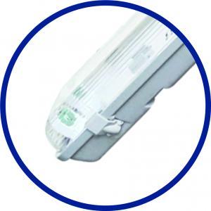 Влагозащитный светильник TL 7001 (без ламп)