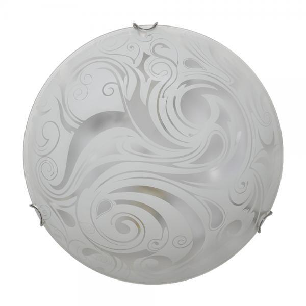 Светильник 'Зеус' 24320-1, белый, ЕКO