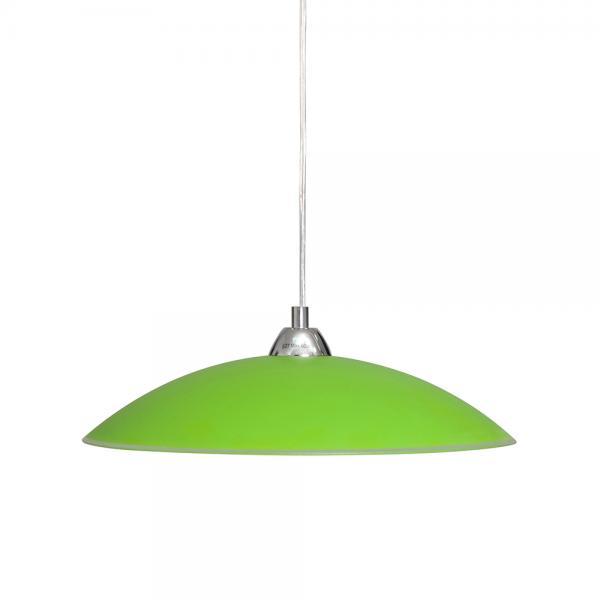 Светильник 'Индиго' 26260, подвес, зеленый