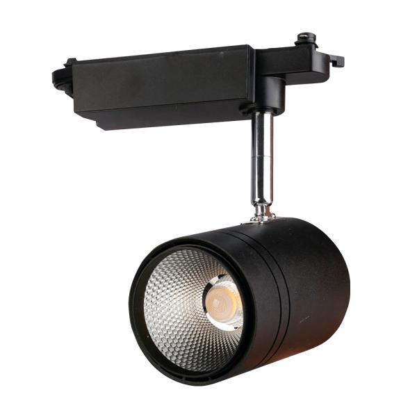 Трековый светильник TRL740, черный